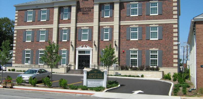 Amityville Village Hall