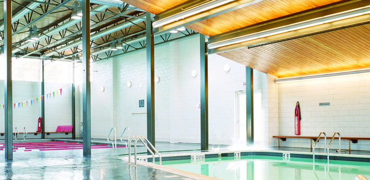 East Hampton REC Center Pool